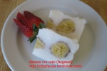 Banana rice cake (Nagasari) picture