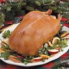 Roast Christmas Goose picture