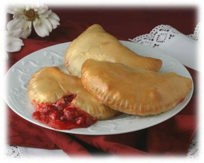 Cherry Cream Cheese Turnovers picture