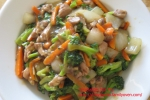 Vegetables Stir Fry picture