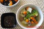 Home-made meat soup (Sup Daging) picture