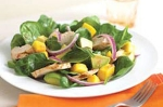 Chicken Mango Spinach Salad  picture