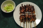 Indonesian Chicken Satay picture