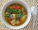 Tom Yum Gai (Hot & Sour Thai Chicken Soup) picture