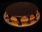 Mocha Walnut Coffee Cheese Cake picture