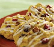 Cranberry White Chocolate Chip Cookies picture