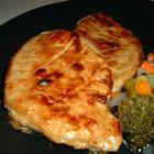 Honey Mustard BBQ Pork Chops  picture