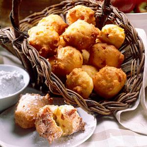 Quick Cinnamon Fritters picture
