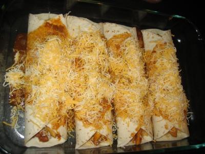 Chicken Enchilada picture