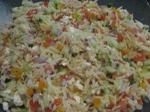 Mediterranean Orzo salad picture
