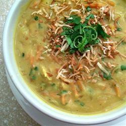Vegan Red Lentil Soup   picture