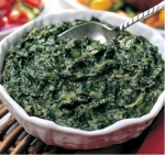 Easy Creamed Spinach picture