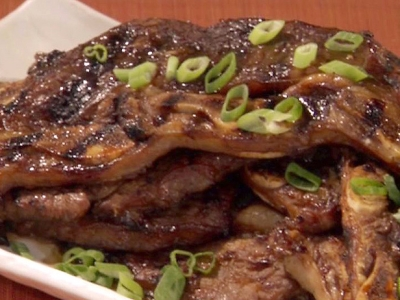 Chinese boneless sparerib recipe