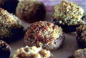 Grape-stuffed Mushrooms picture