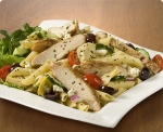 Greek Pasta and Chicken Salad picture