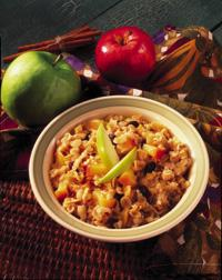 Golden Apple Oatmeal picture