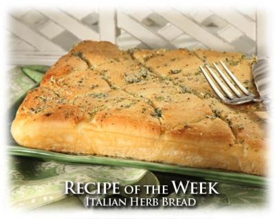 Italian Herb Bread picture