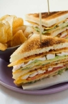 2 Club Sandwiches chef montaser masoud  picture