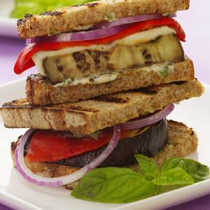 Vegetarian Sandwich-BY CHEF MONTASER  picture