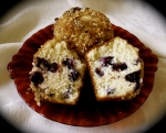 Blueberry Streusel Muffins picture