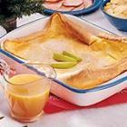 German Pancake picture