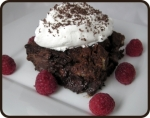 Chocolate Bread Pudding picture