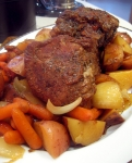 Jerrys'  Crock Pot-Pot Roast picture