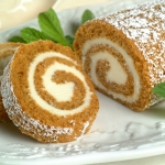 Libby's Pumpkin Roll with Cream Cheese Filling picture