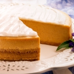 Pumpkin Cheesecake picture