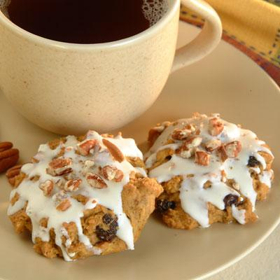 Iced Pumpkin Cookies picture