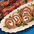 Pumpkin cake roll picture