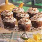 Maple Carrot cupcakes picture