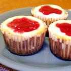 Cheesecake cupcakes picture