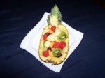 Pineapple Boat Salad picture