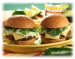 Southwest Veggie Sliders picture