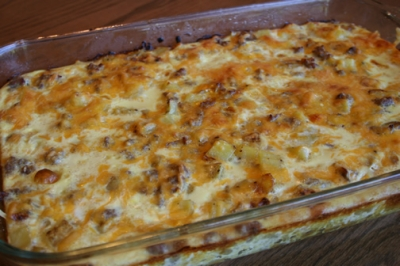 Sausage Breakfast Casserole picture