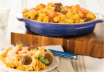 Baked Beefy Mac &#039;N Cheese picture