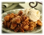 Butterscotch Pecan Bread Pudding picture