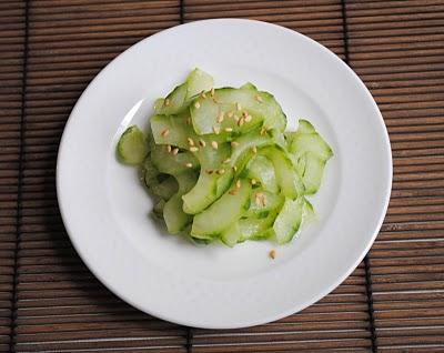 Asian Cucumber Salad picture