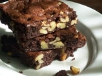 Sensational walnut Brownies picture