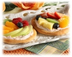 Fruit Pizza Snackers picture