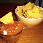 roasted tomato salsa picture