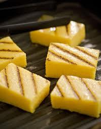 Cheesy Grilled Polenta picture