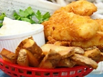 Oven-Baked Beer Battered Fish picture