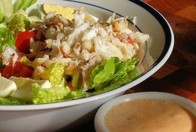 Dungeness Crab Louis Salad picture