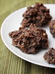 Haystack - Easy no bake cookies picture