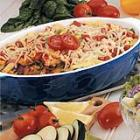 Roasted Vegetable Ziti Bake picture