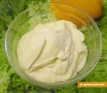 Home made Mayonnaise in a Blender picture