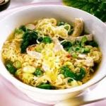 Shut-in / Quick Chicken Ramen Soup picture