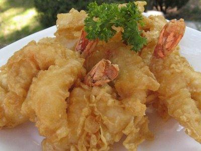 SHRIMPS TEMPURA  -By Chef Montaser picture